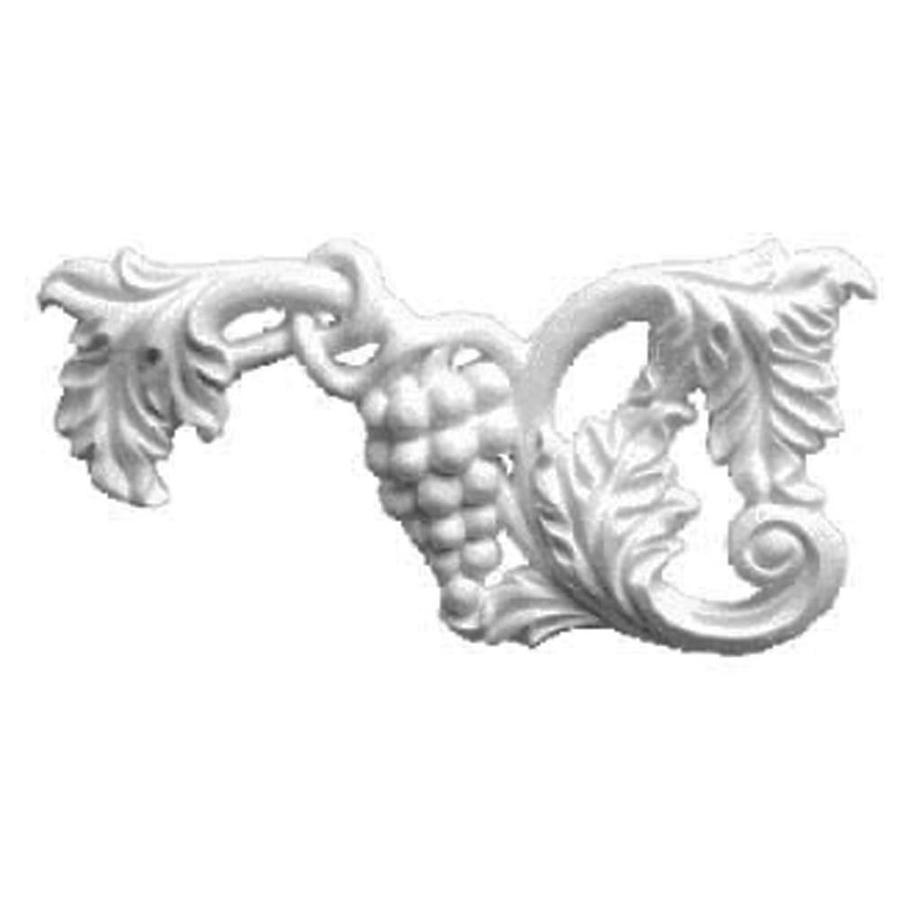 Ekena Millwork 8.625-in x 4.375-in Urethane Applique
