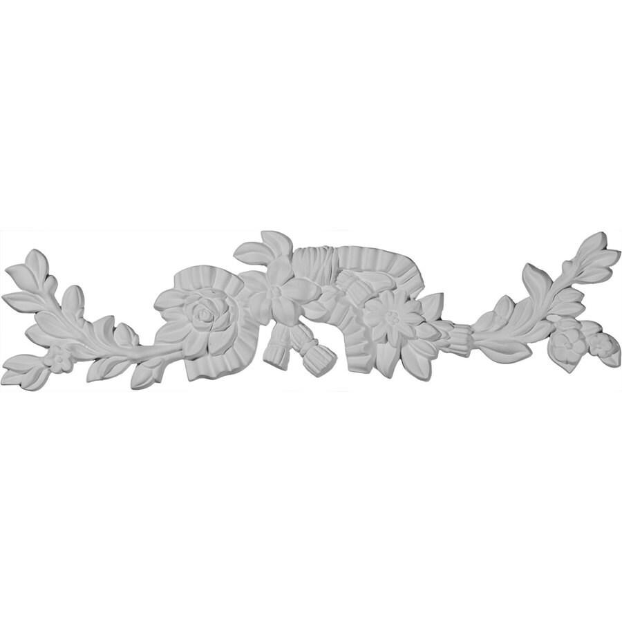 Ekena Millwork 16-in x 4.375-in Forli Urethane Applique