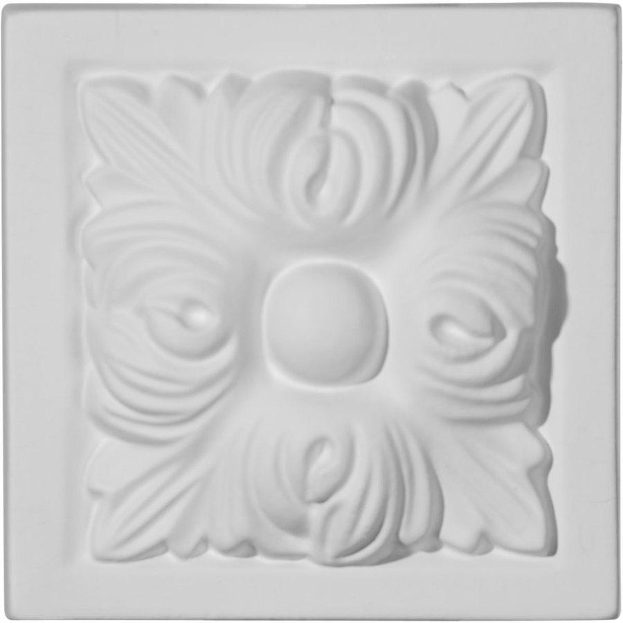 Ekena Millwork Helene 3.75-in x 3.75-in Polyurethane Plinth