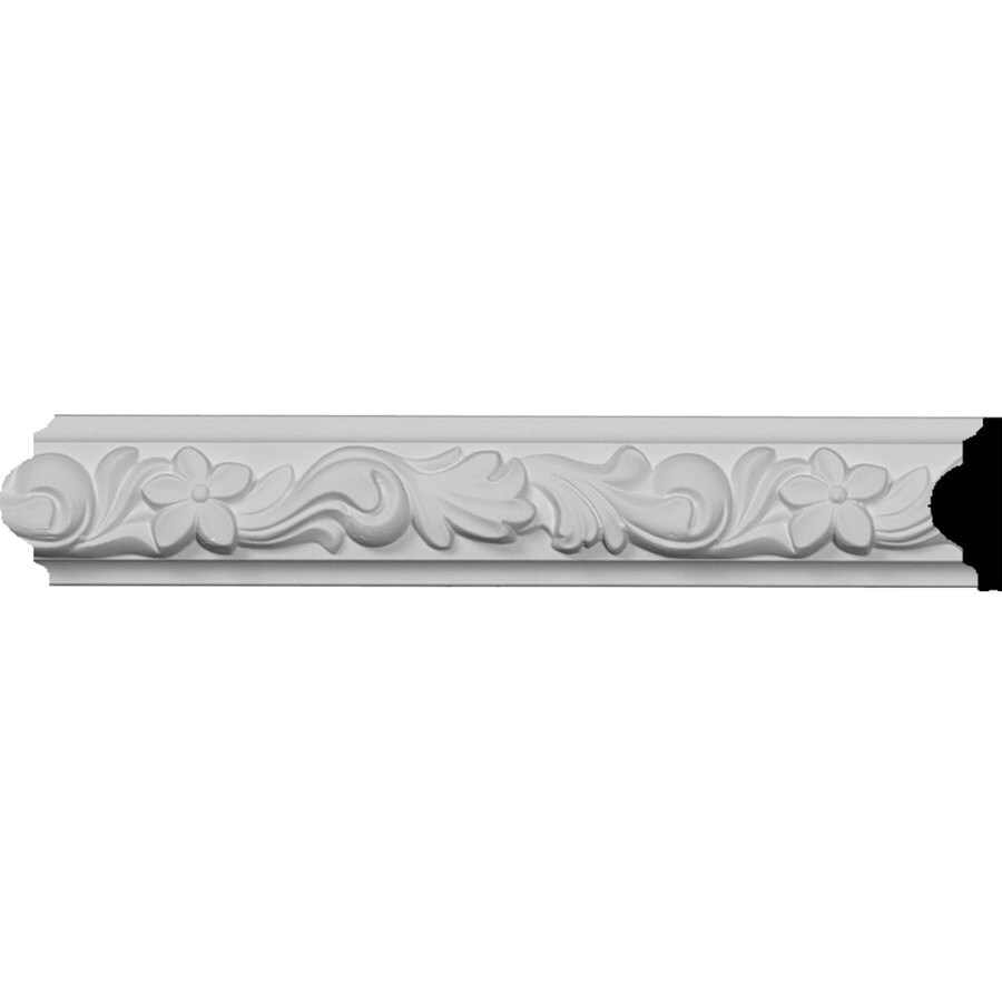 Ekena Millwork Artis 1.875-in x 7.88-ft Polyurethane Connector Wall Panel Moulding