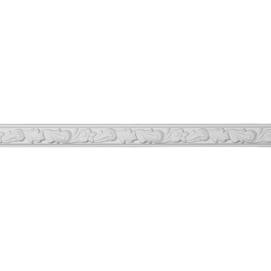Ekena Millwork Sussex 2-in x 7.88-ft Polyurethane Connector Wall Panel Moulding