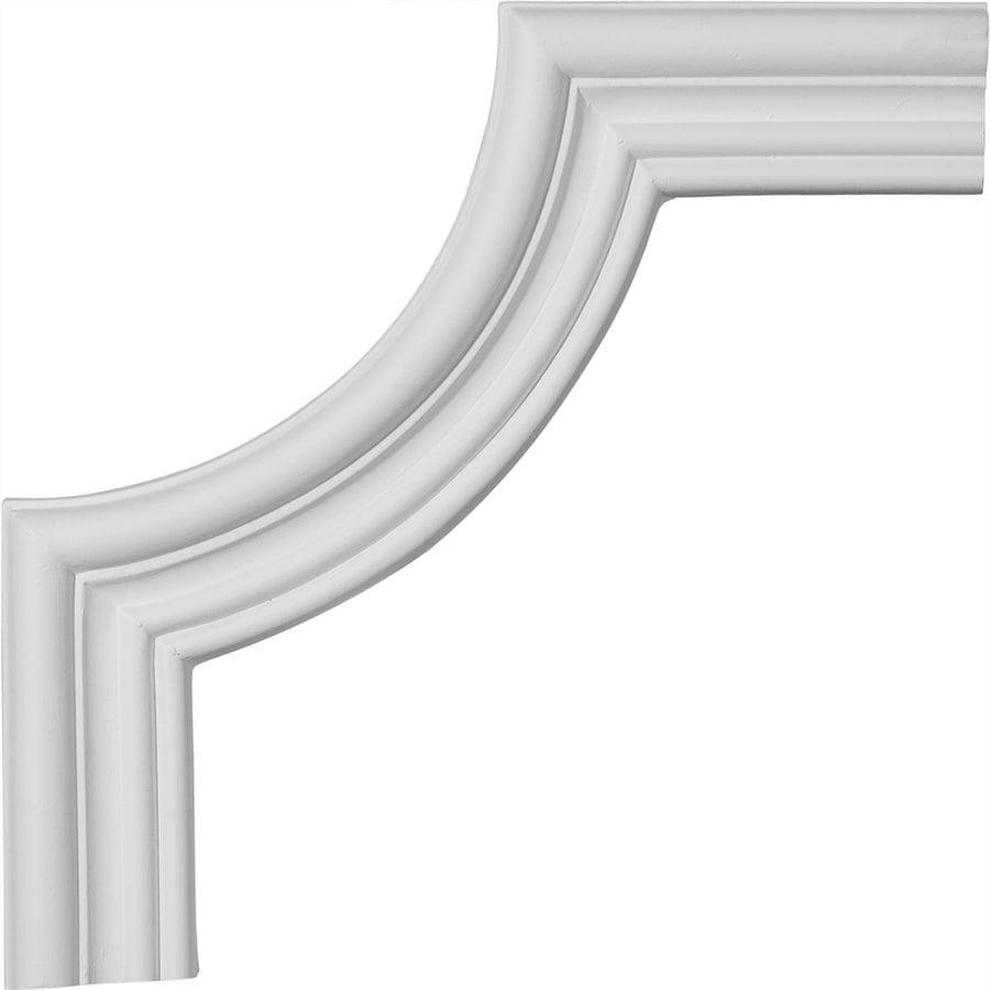 Ekena Millwork 8.75-in x 0.73-ft Polyurethane Panel Corner Picture Frame Moulding