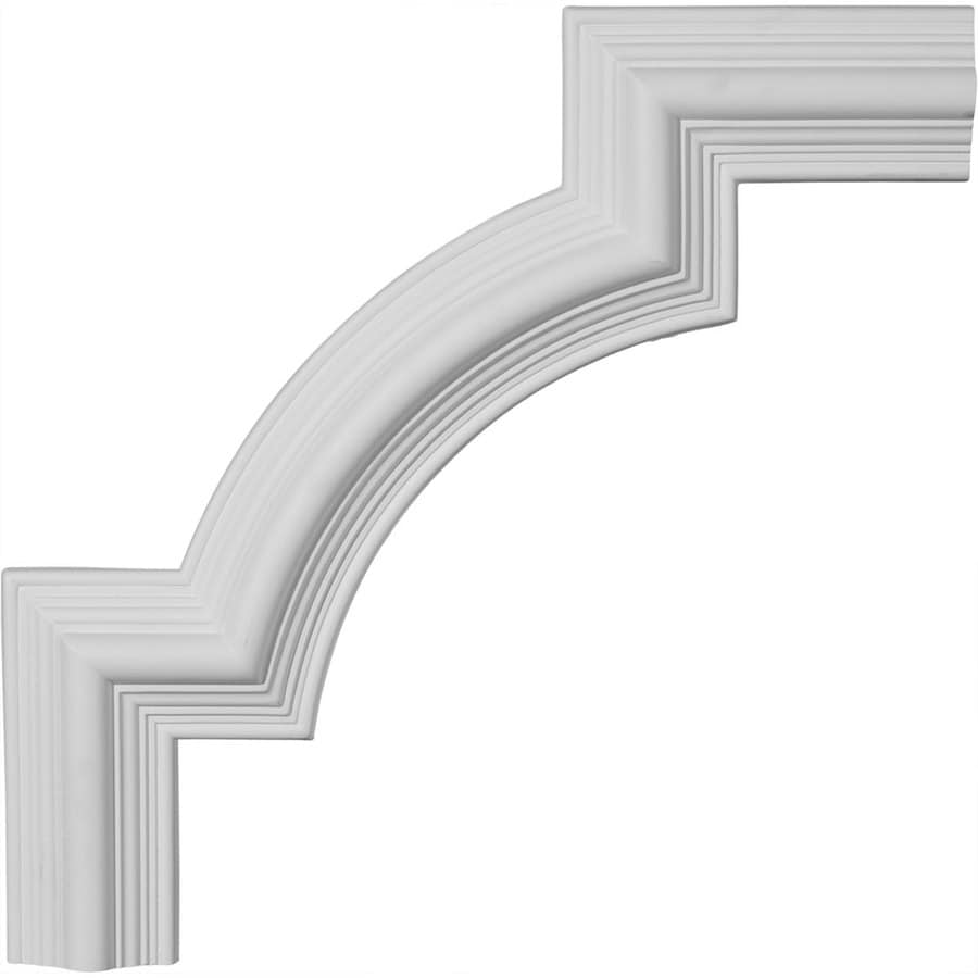 Shop ekena millwork 15125 in x 126 ft primed polyurethane corner ekena millwork 15125 in x 126 ft primed polyurethane corner panel picture frame moulding jeuxipadfo Images