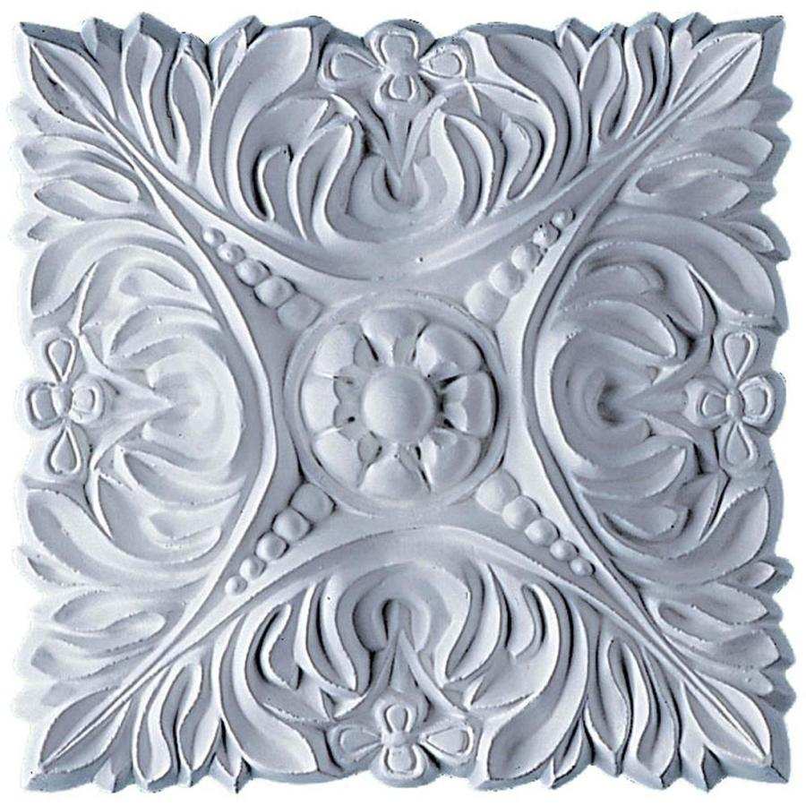 Shop ekena millwork acanthus leaf with beads x 6 for Acanthus leaf decoration