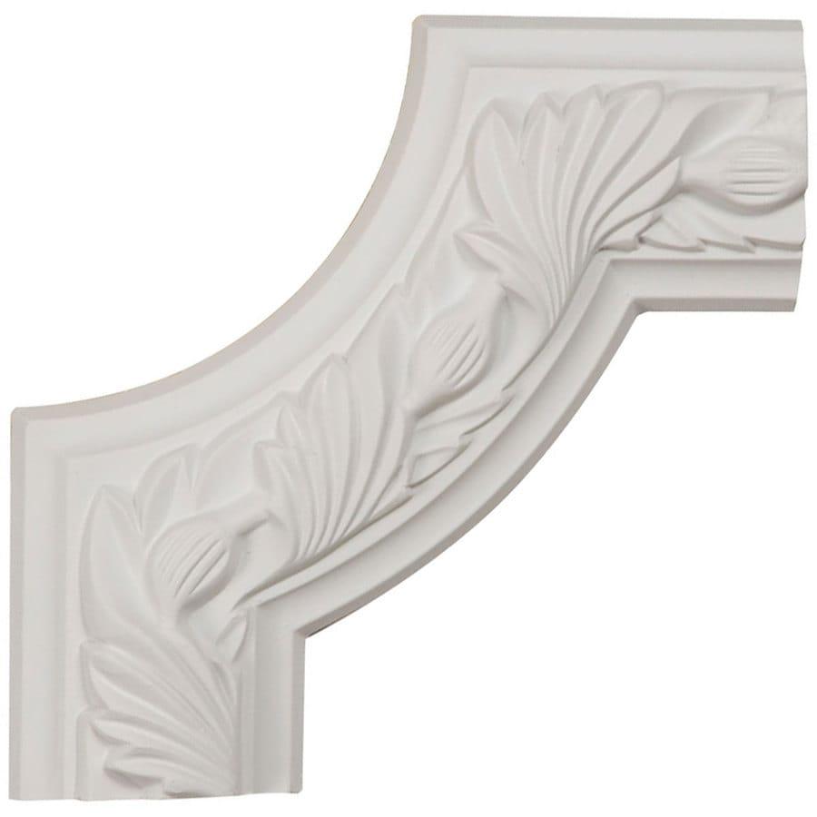 Ekena Millwork 6-in x 0.5-ft Polyurethane Panel Corner Picture Frame Moulding