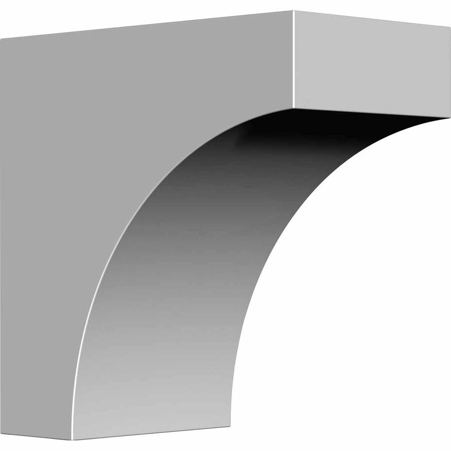 Ekena Millwork 3-in x 5.5-in Stockport Primed Polyurethane Corbel