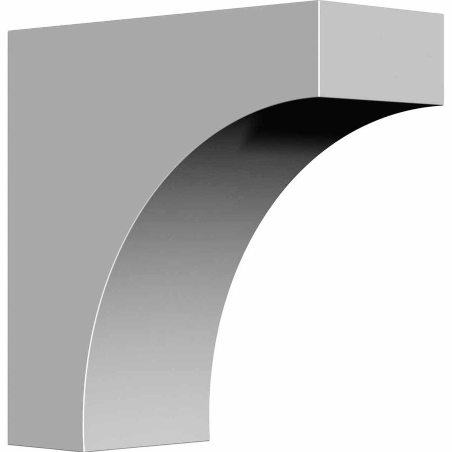 Ekena Millwork 3-in x 7.25-in Stockport Polyurethane Corbel