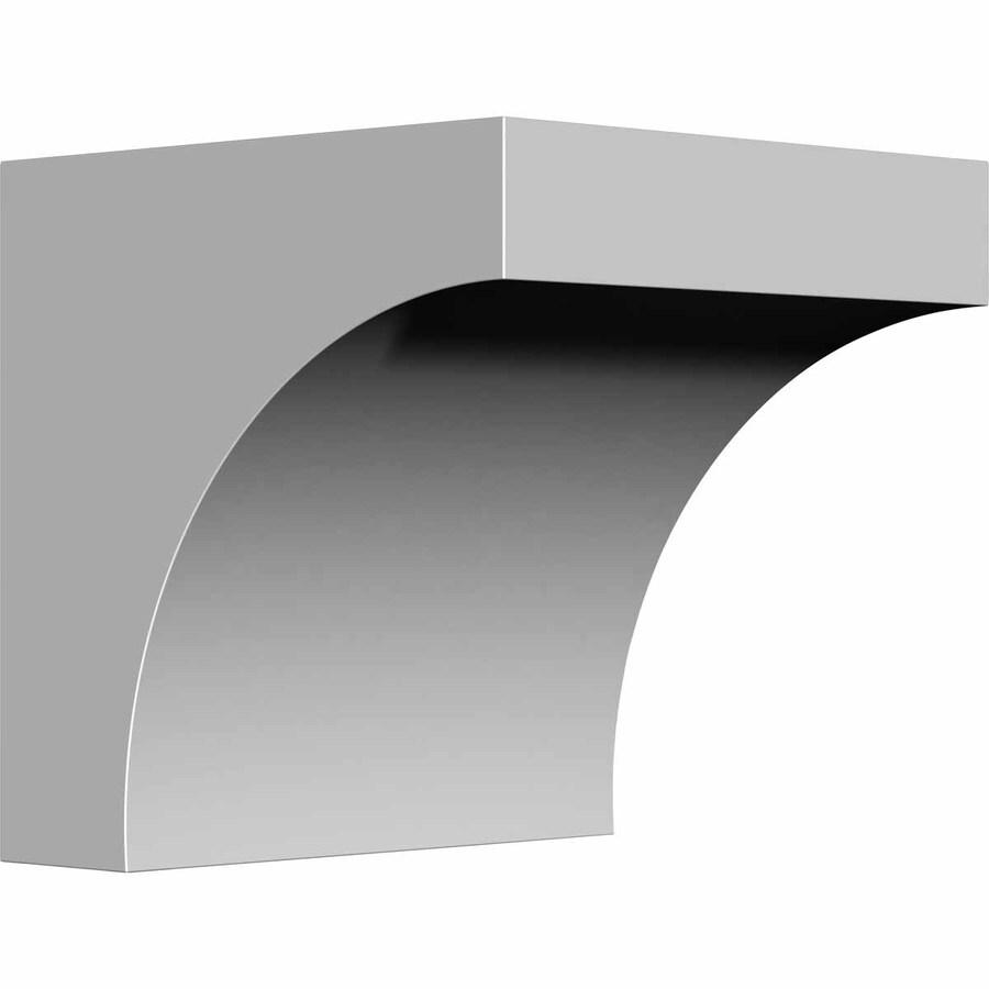 Ekena Millwork 7.25-in x 7.25-in Stockport Polyurethane Corbel