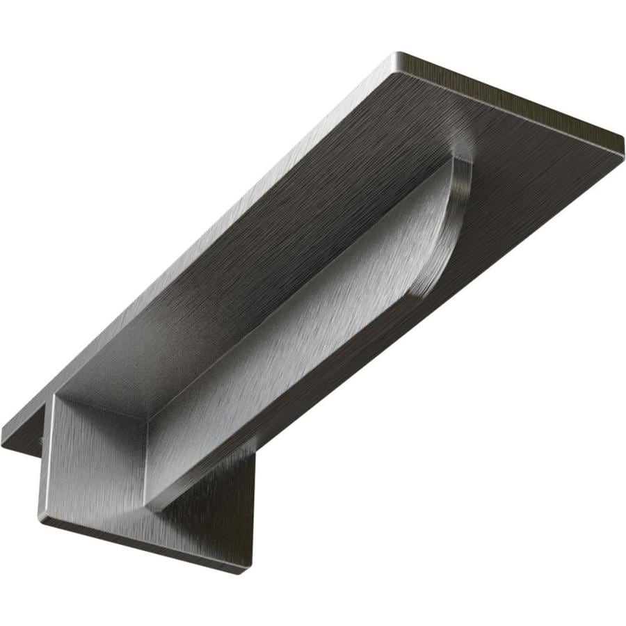Ekena Millwork Heaton 2-in x 3-in x 16-in Stainless Steel Countertop Support Bracket