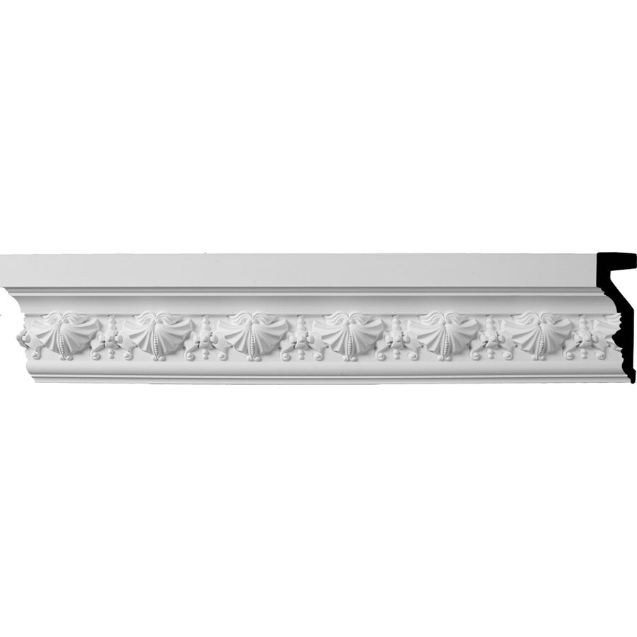 Ekena Millwork 4.25-in x 8-ft Primed Polyurethane Connector Wall Panel Moulding