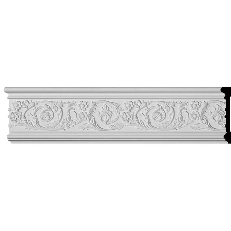 Ekena Millwork Kinsley 6-in x 7.88-ft Primed Polyurethane Connector Wall Panel Moulding