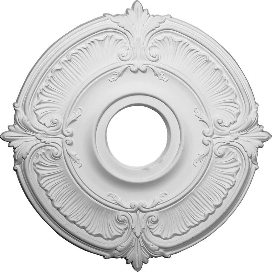 Ekena Millwork Attica 18-in x 18-in Polyurethane Ceiling Medallion