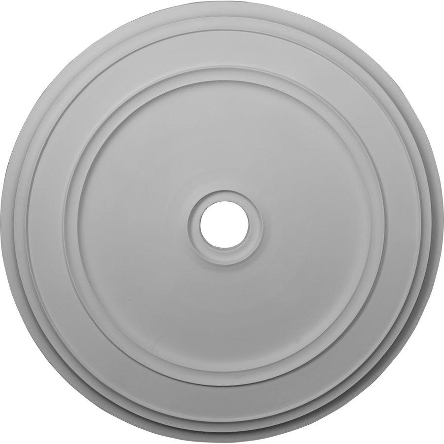 Ekena Millwork Classic 41.125-in x 41.125-in Polyurethane Ceiling Medallion