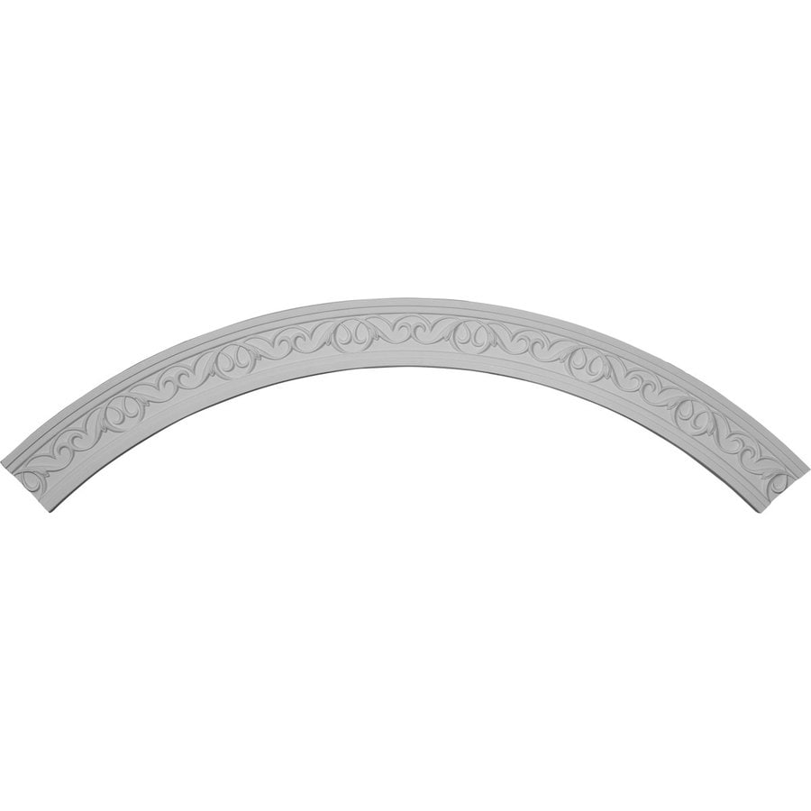 Ekena Millwork Kent 3.5-in x 59-in Quarter Polyurethane Ceiling Ring