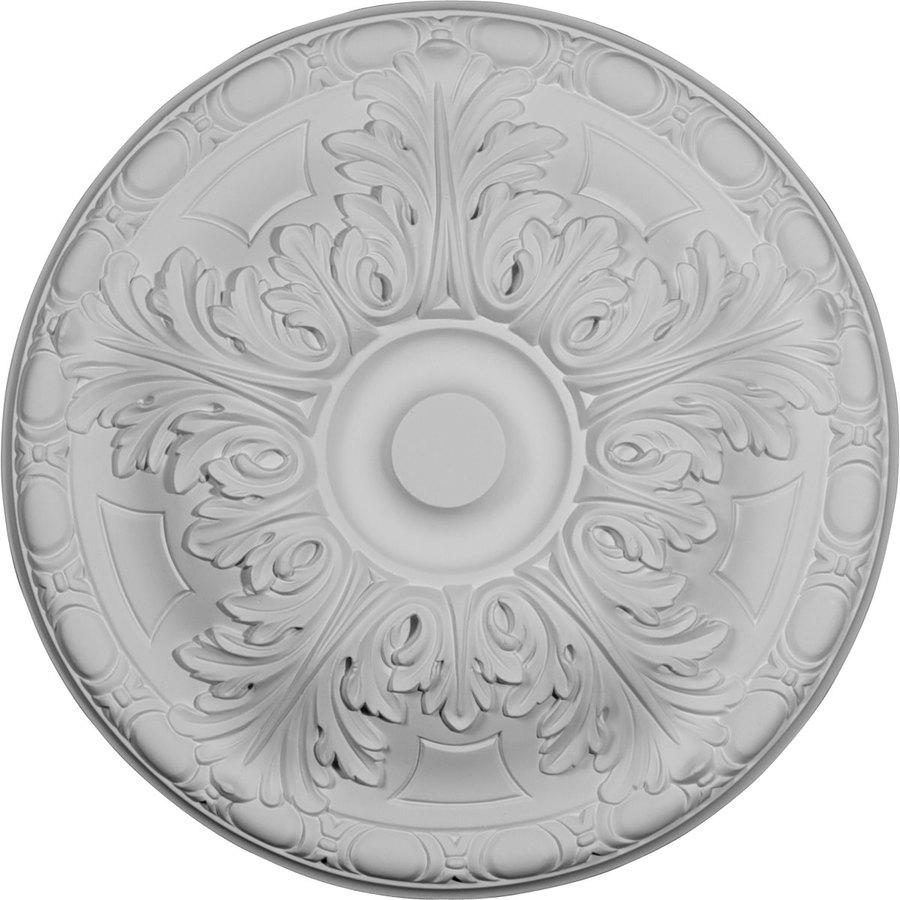 Ekena Millwork Granada 15.75-in x 15.75-in Polyurethane Ceiling Medallion