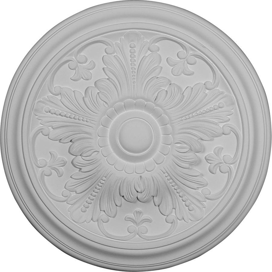 Ekena Millwork Vienna 16.875-in x 16.875-in Polyurethane Ceiling Medallion