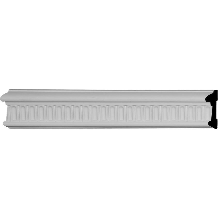 Ekena Millwork Viceroy 3.25-in x 8.02-ft Primed Polyurethane Connector Wall Panel Moulding