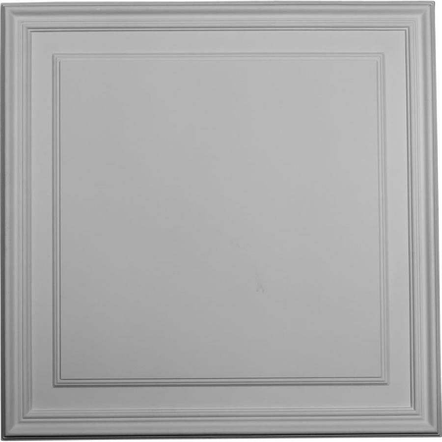 Ekena Millwork Legacy 21.625-in x 1.802-ft Smooth Primed Polyurethane Wainscoting Wall Panel