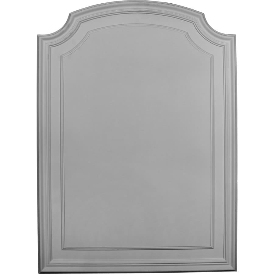 Ekena Millwork Legacy 21.625-in x 2.479-ft Smooth Primed Polyurethane Wainscoting Wall Panel