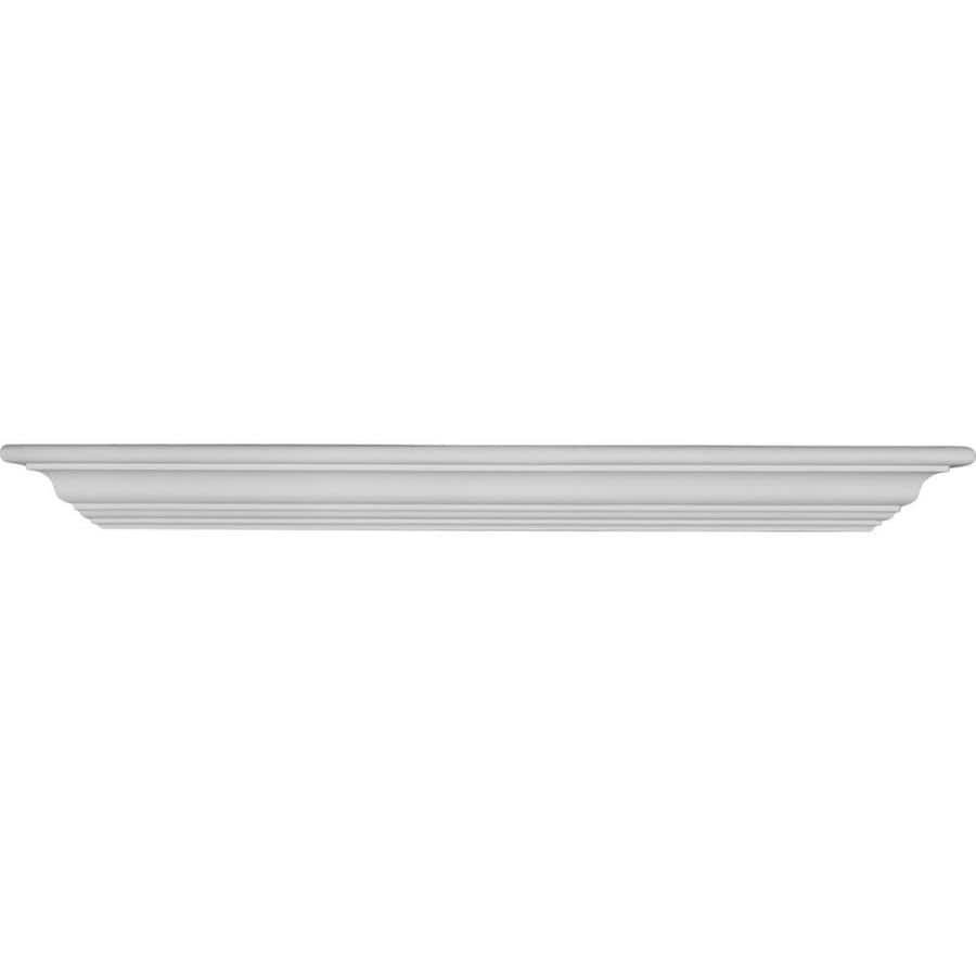 Ekena Millwork 30-in W x 2.625-in H x 3.125-in D Wall Mounted Shelving