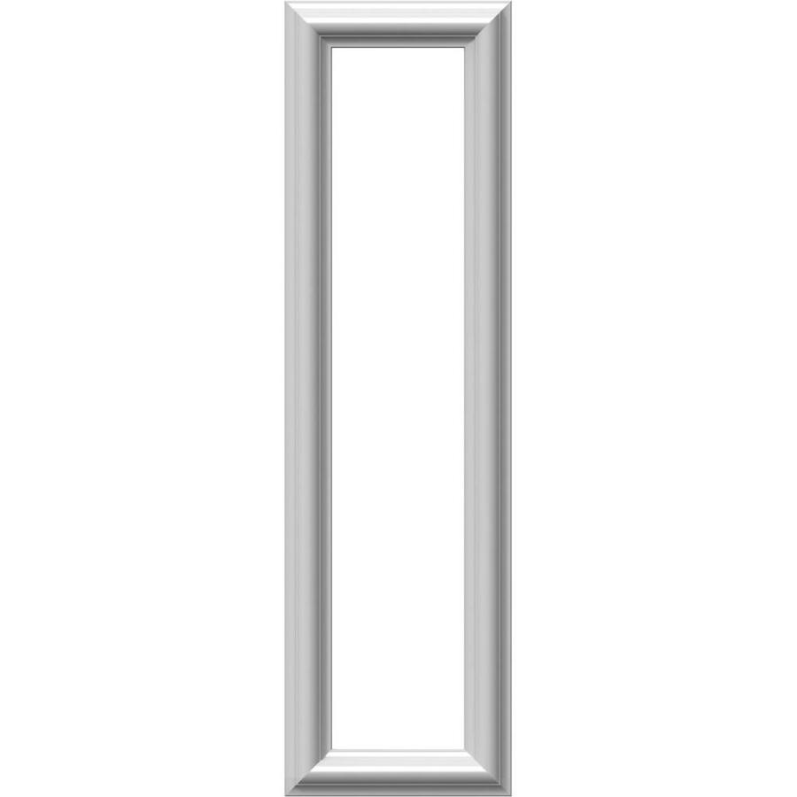 Ekena Millwork Ashford 8-in x 2.34-ft Polyurethane Preassembled Picture Frame Moulding
