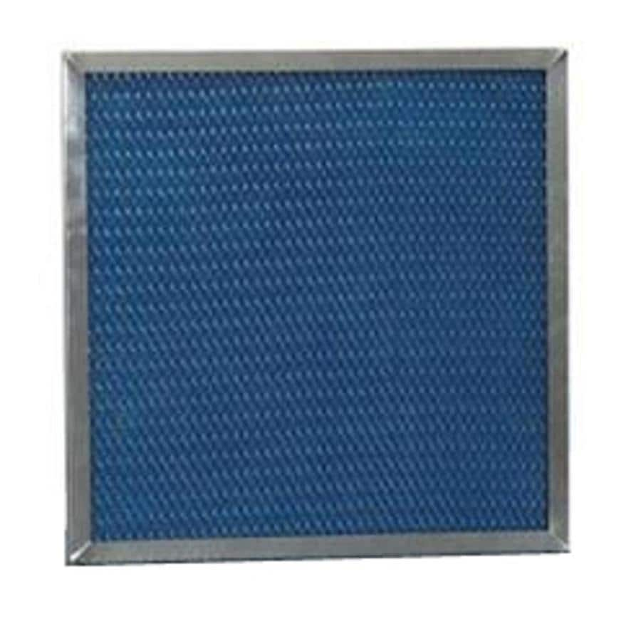 Filtrete HVAC Basic (Common: 14-in x 36-in x 2-in; Actual: 13.875-in x 35.875-in x 1.75-in) Washable Basic Flat Air Filter
