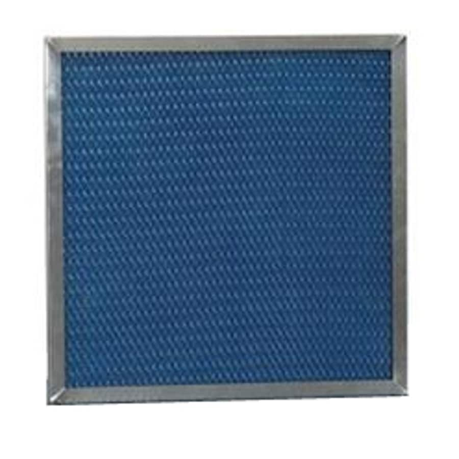 Filtrete HVAC Basic (Common: 25-in x 16-in x 2-in; Actual: 15.5-in x 24.5-in x 1.75-in) Washable Basic Flat Air Filter