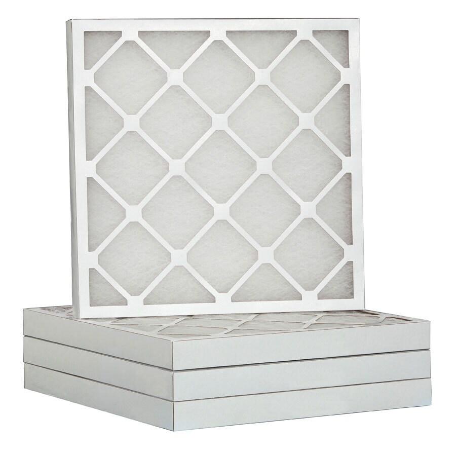 Filtrete 12-Pack HVAC (Common: 14-in x 25-in x 2-in; Actual: 13.875-in x 19.875-in x 1.75-in) Basic Flat Air Filter