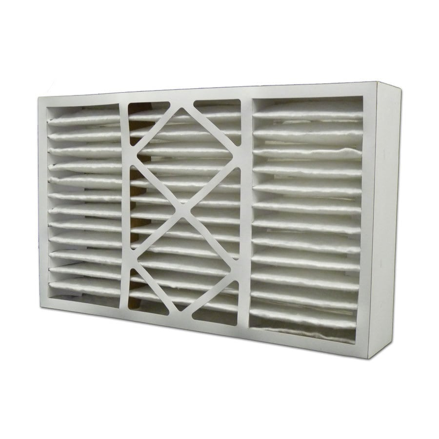 Filtrete 2-Pack HVAC Basic (Common: 16-in x 26-in x 5-in; Actual: 16-in x 25.875-in x 4.875-in) Pleated Air Filter