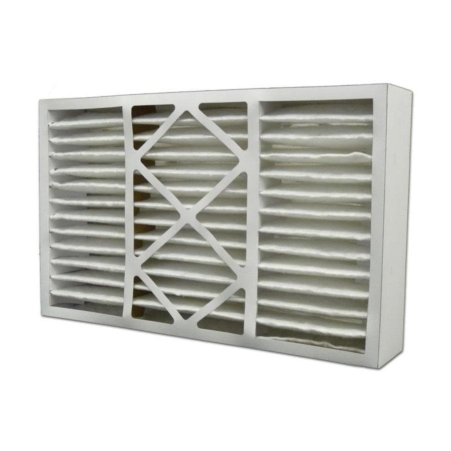 Filtrete 2-Pack HVAC Basic (Common: 16-in x 26-in x 5-in; Actual: 16-in x 25.75-in x 4.875-in) Pleated Air Filter