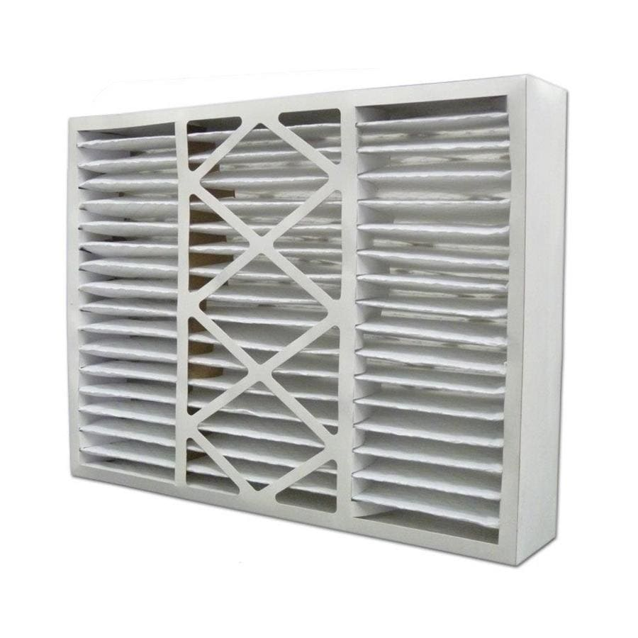 Filtrete 2-Pack HVAC Basic (Common: 20-in x 26-in x 5-in; Actual: 20-in x 25.875-in x 4.875-in) Pleated Air Filter