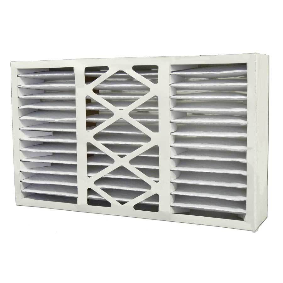 Filtrete 2-Pack (Common: 16-in x 25-in x 5-in; Actual: 15.375-in x 25.5-in x 5.25-in) Pleated Air Filters