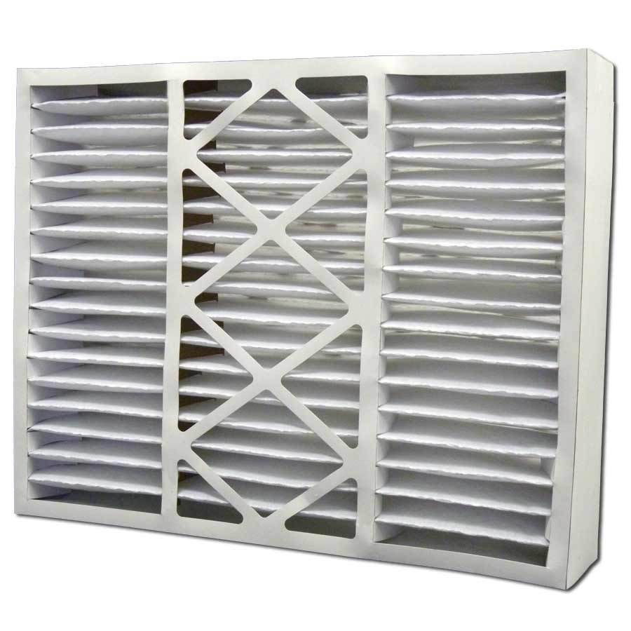 Filtrete 2-Pack HVAC Basic (Common: 20.75-in x 20-in x 5-in; Actual: 20.25-in x 20-in x 5.25-in) Pleated Air Filter