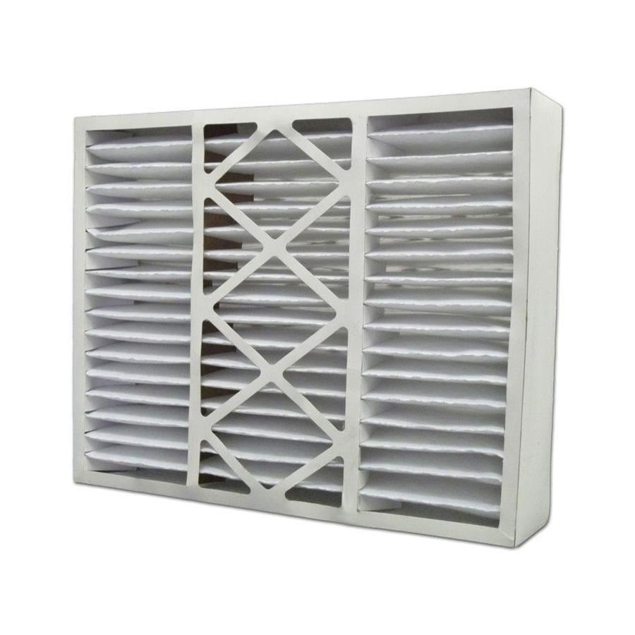 Filtrete 2-Pack (Common: 20-in x 25-in x 5-in; Actual: 20.25-in x 25.375-in x 5.25-in) Pleated Air Filters