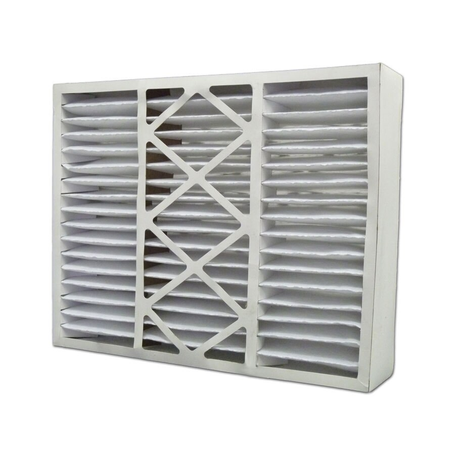 Filtrete 2-Pack HVAC Basic (Common: 20-in x 25-in x 5-in; Actual: 20.25-in x 25.375-in x 5.25-in) Pleated Air Filter