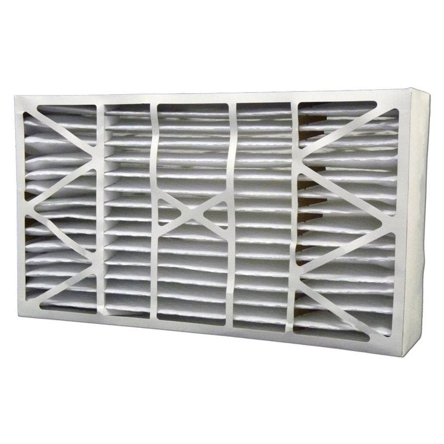 Filtrete 2-Pack HVAC Basic (Common: 20-in x 25-in x 6-in; Actual: 19.75-in x 24.25-in x 6.375-in) Pleated Air Filter
