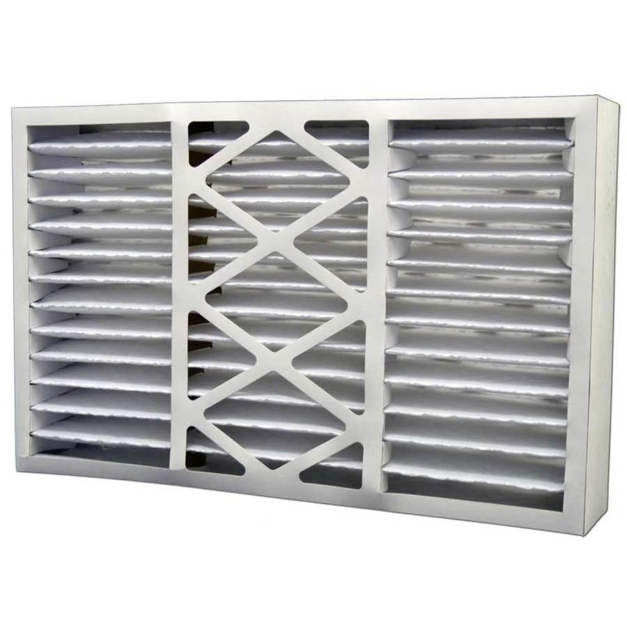 Filtrete 2-Pack (Common: 16-in x 25-in x 5-in; Actual: 15.75-in x 24.75-in x 4.25-in) Pleated Air Filters