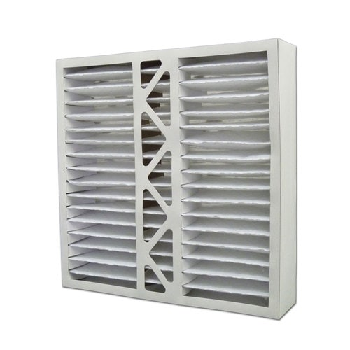 Pack of 2 20 x 20 x 4 20 x 20 x 4 Honeywell FC200E1011 MERV 13 Pleated Air Filter Pack of 2