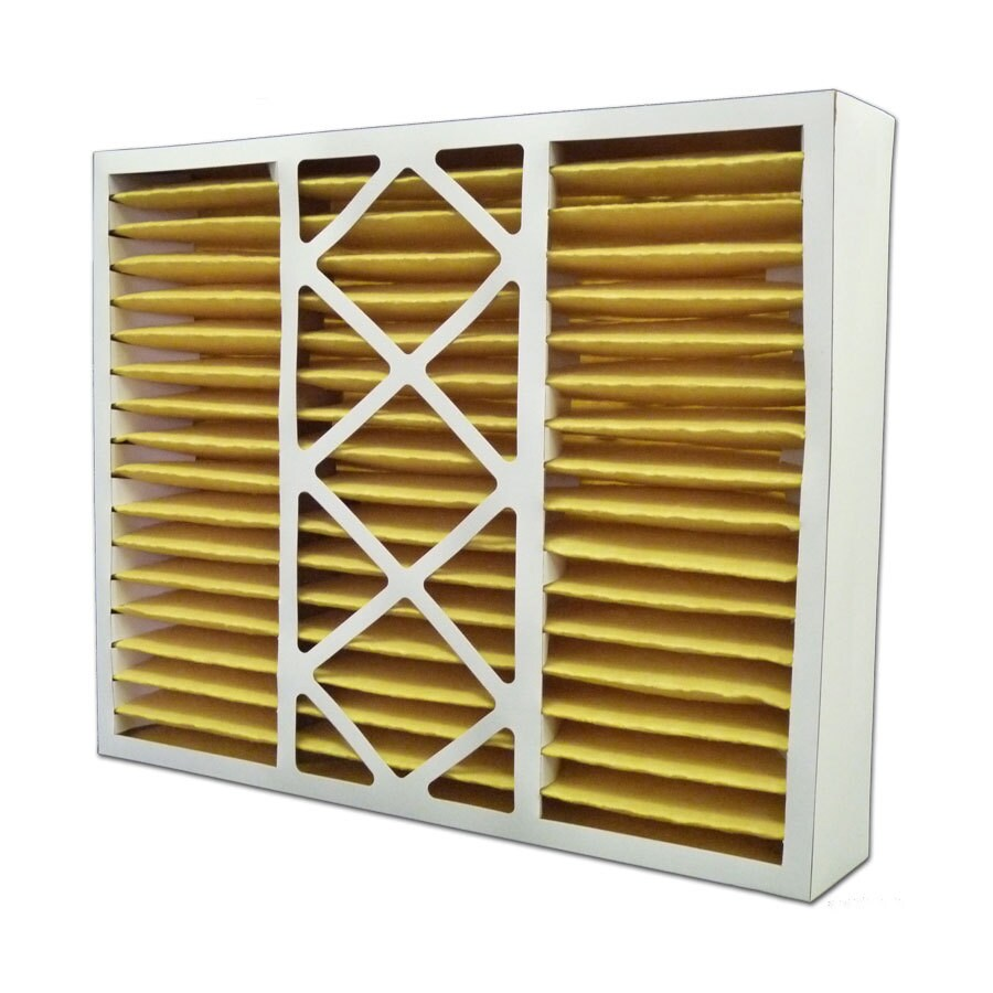 Filtrete (Common: 20-in x 25-in x 5-in; Actual: 19.875-in x 24.75-in x 4.375-in) 2-Pack Hvac Basic Pleated Air Filters
