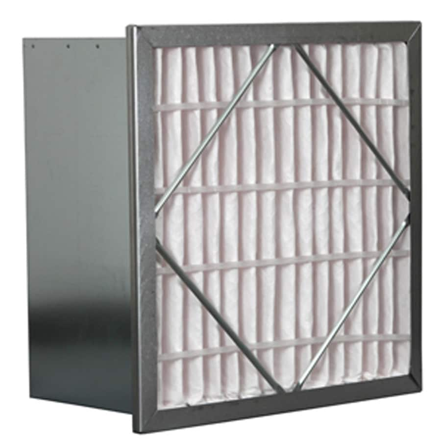 Filtrete HVAC Basic (Common: 20-in x 20-in x 1-in; Actual: 19-in x 19-in x 11.5-in) Box Air Filter