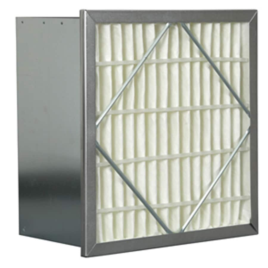 Filtrete HVAC Basic (Common: 20-in x 20-in x 12-in; Actual: 19-in x 19-in x 11.5-in) Box Air Filter