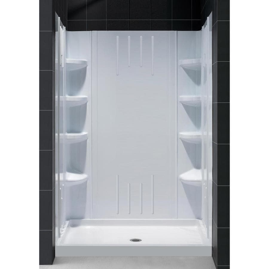Dreamline Shower Base Dl Bathroom