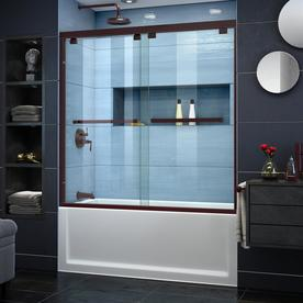 Shop Bathtub Door Shower Doors At Lowes Com