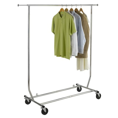 Steel Clothing Rack at Lowes com