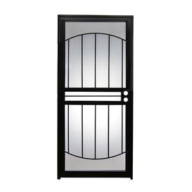 mount storm black single women Shop gatehouse gibraltar black steel surface mount single security door (common: 36-in x 81-in actual: 39-in x 8175-in) in the security doors section of lowescom.