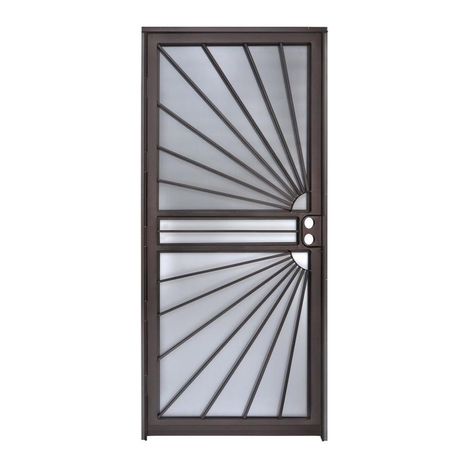 Gatehouse Sunray Copper Vein Steel Recessed Mount Single