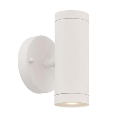 Us 192 5 45 Off Led Outdoor Wall Sconce 6w Lamps Waterproof Modern Light Warm White 2pcs Cob Chips Mounted Lamp In