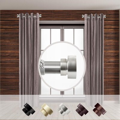 Side Curtain Rod Home Decor At Lowes Com