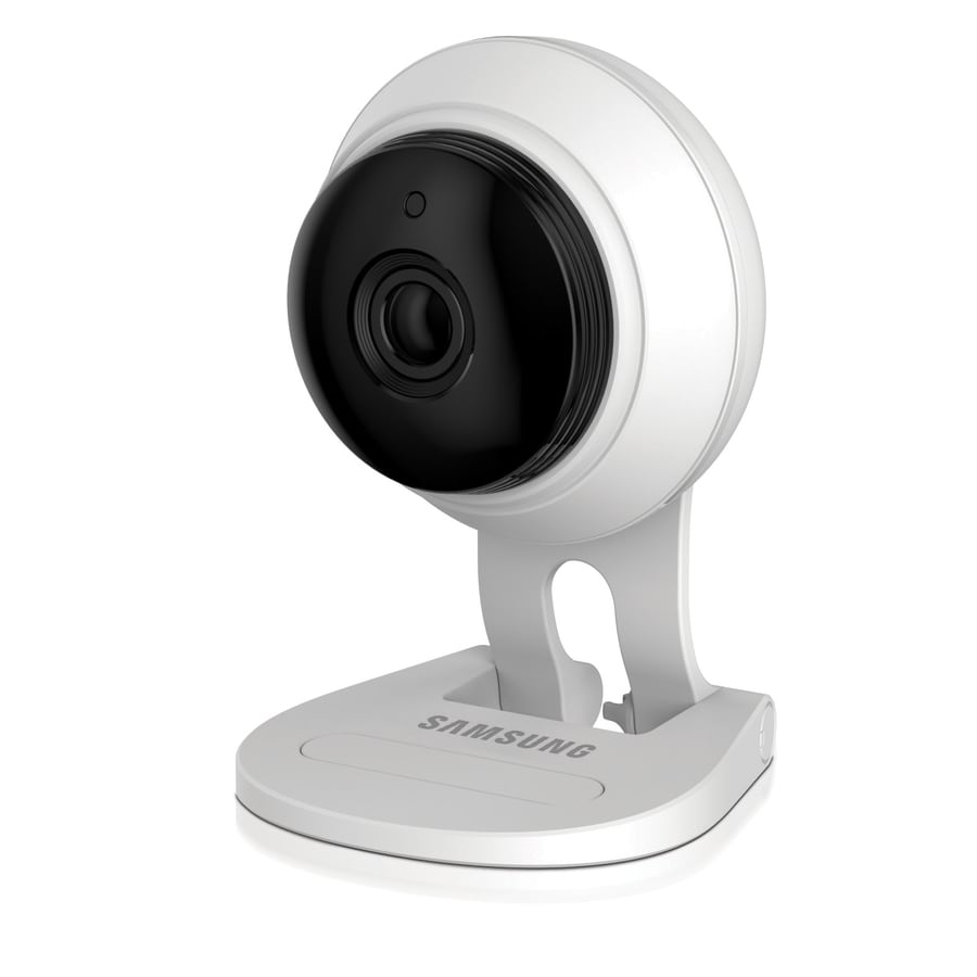 shop samsung smartcam 1080p digital wireless indoor security camera with night vision at. Black Bedroom Furniture Sets. Home Design Ideas