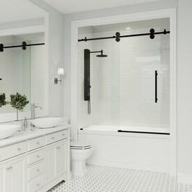 Bathtub Door Shower Doors At Lowes